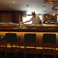 Photo taken at Kiyadon Sushi by Johannes E. on 3/8/2014