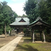 Photo taken at 榛名神社 by Toshimi S. on 7/28/2013