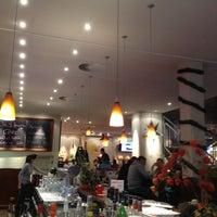 Photo taken at Schweinske by Flavia on 11/30/2012