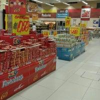 Photo taken at Supermercado Cidade Alternativo by Jailson C. on 2/16/2014