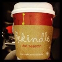 Photo taken at Starbucks by Laura on 11/14/2012