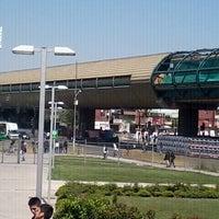 Photo taken at Metro Camino Agrícola by Oscar B. on 10/10/2012