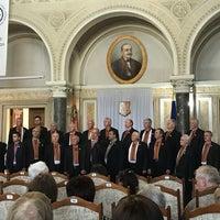 Photo taken at Мармурова зала by Олексій П. on 5/23/2018