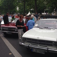 Photo taken at Classic Days Berlin by Martin J. on 6/14/2015