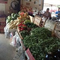 Photo taken at Charlotte Regional Farmer's Market by Jimmy S. on 8/13/2013