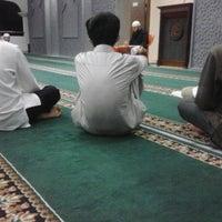Photo taken at Masjid Nurul Amal by sofhal j. on 1/13/2014