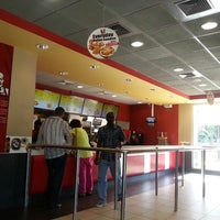 Photo taken at KFC by Лёлечка С. on 2/9/2014