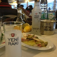 Photo taken at Deniz Restaurant by Barış A. on 3/10/2013