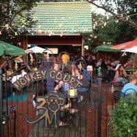 Photo taken at Three Monkeys Café by Chalie B. on 6/9/2013