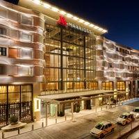 Foto tomada en Madrid Marriott Auditorium Hotel & Conference Center por Madrid Marriott Auditorium Hotel & Conference Center el 4/10/2017