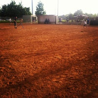 Photo taken at Community Baseball Fields by Angie T. on 5/23/2013