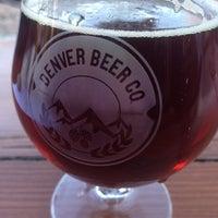 4/25/2013 tarihinde Chris L.ziyaretçi tarafından Denver Beer Co.'de çekilen fotoğraf