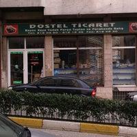 Photo taken at Dostel Ticaret by ALTAN ÇELİK on 1/17/2013