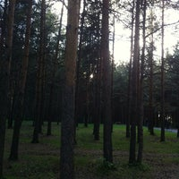 Photo taken at Парк Культуры и Отдыха / Recreation park by Pavel Г. on 6/15/2013