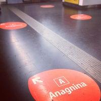 Photo taken at Metro Anagnina (MA) by Maksim on 10/5/2013