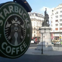 Photo taken at Starbucks Coffee by Тася on 3/31/2013