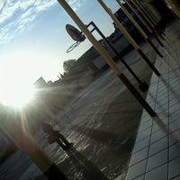 Photo taken at Metrobus Nicolas Bravo by Jajeji J. on 10/4/2012
