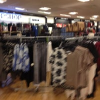Photo taken at Topshop by Rachael on 12/28/2012