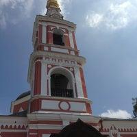 Photo taken at Храм святых апостолов Петра и Павла by Виктор Ю. on 7/16/2013