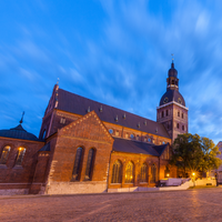 Photo taken at Rīgas Doms | Riga Cathedral by Rīgas Doms | Riga Cathedral on 3/27/2015