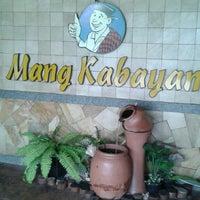 Photo taken at Mang Kabayan by Sugeng L. on 12/29/2014