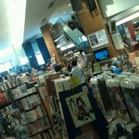 Photo taken at Kinokuniya Book Store by Christina J. on 9/29/2012