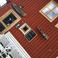 Photo taken at Hamnen Hjo by Stina 🤘🏻🖤 on 9/24/2016