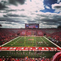 Photo taken at High Point Solutions Stadium by Larry M. on 9/14/2013