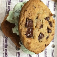 Photo taken at Insomnia Cookies by Snezhana on 8/7/2016