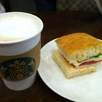 Photo taken at Starbucks by Lalala .. on 9/30/2012