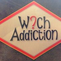 Photo taken at Wich Addiction by Lori A. on 9/19/2013