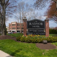 Photo taken at The Radnor Hotel by The Radnor Hotel on 8/22/2014