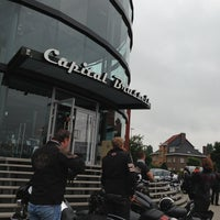 Photo taken at Harley-Davidson Capital Brussels by Jeremy T. on 8/31/2013
