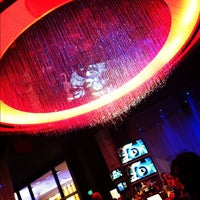 Photo taken at PNK Restaurant & Ultra Lounge by KP on 9/23/2012