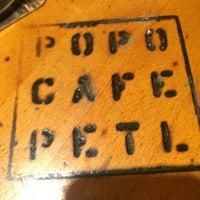 Photo taken at PopoCafePetl Café/Bar by Karkulka S. on 11/2/2016