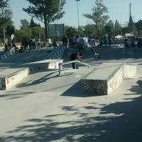 Photo taken at Skatepark by Tom on 6/13/2015