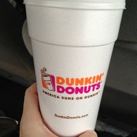 Photo taken at Dunkin' Donuts by Aimee G. on 1/1/2013