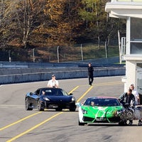 Photo taken at Circuit Mont Tremblant by Joel S. on 10/19/2013