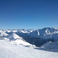 Das Foto wurde bei PlayStation Vita Ischgl Snowpark von Oleg B. am 1/12/2014 aufgenommen