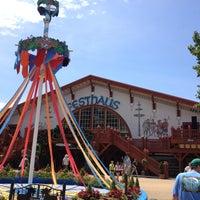 ... Photo Taken At Das Festhaus   Busch Gardens By Grover R. On 5/27 ...