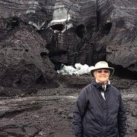 Photo taken at kotlujokull by Grover R. on 8/2/2014