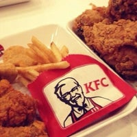 Photo taken at KFC by Osama M. on 11/26/2012