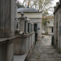 Photo taken at Galata Mawlavi House Museum by Engin A. on 12/18/2012