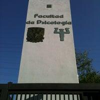 Photo taken at Facultad de Psicología, UNAM by Daniel L. on 10/4/2012