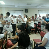 Photo taken at Ayuntamiento Azuqueca de Henares by Miriam M. on 9/14/2012