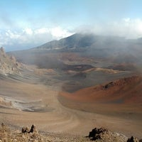 Photo taken at Haleakalā Vistor Center by Julie B. on 1/11/2013