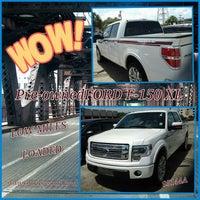 Photo taken at Courtesy Toyota of Morgan City by Courtesy Toyota of Morgan City on 7/31/2015