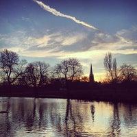 2/5/2013 tarihinde Tom P.ziyaretçi tarafından Clissold Park'de çekilen fotoğraf