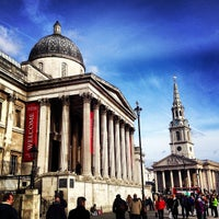 Photo taken at National Gallery by Tom P. on 2/7/2013