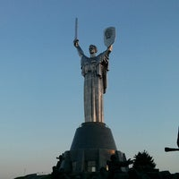 Photo taken at Площа Героїв ВВВ by Cyril D. on 5/9/2013